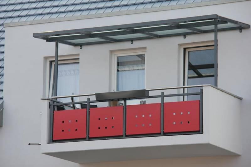 Galerie – Vordächer/ Dachkonstruktionen – Schlosserei u ...
